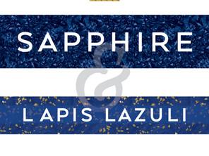 Sapphire & Lapis Lazuli