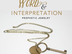Word & Interpretation Prophetic Jewelry