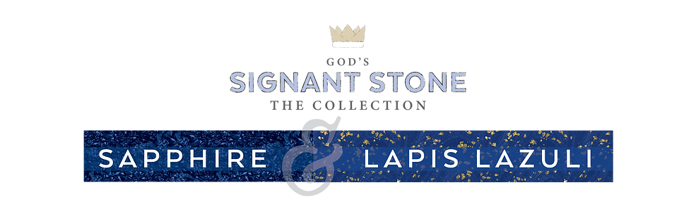 Sapphire & Lapis Lazuli Banner no foil-0