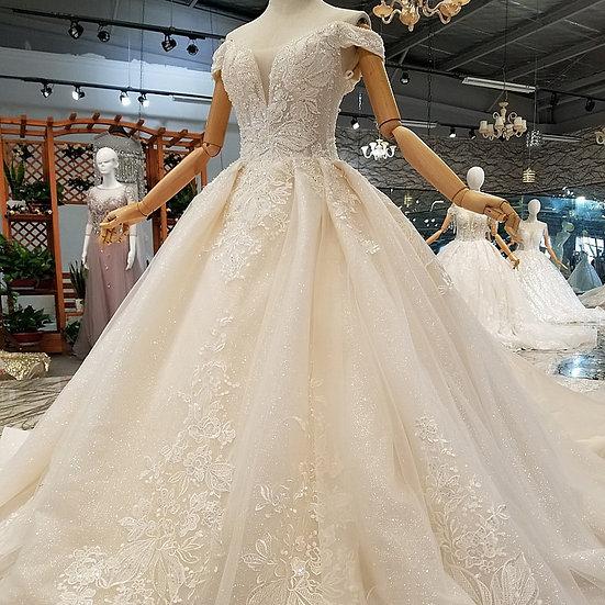 New design sexy wedding gowns
