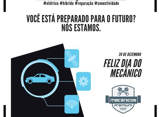 20 de dezembro - Dia do mecânico