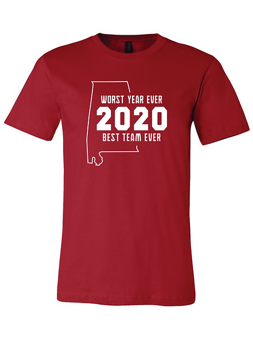 Worst Year Ever T-shirt