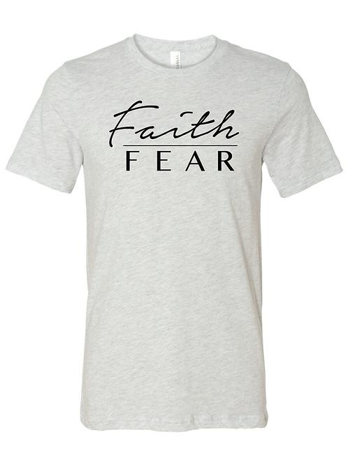 Faith Over Fear T-shirt