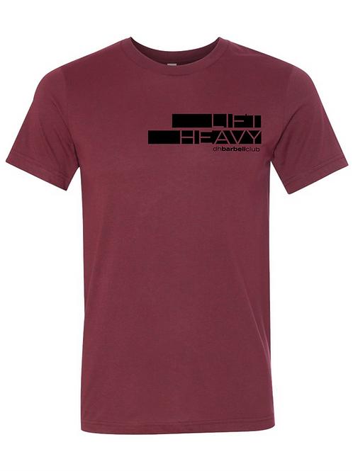 Lift Heavy Men's T-shirt