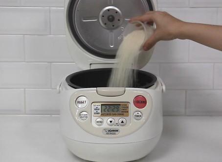 Der Reiskocher
