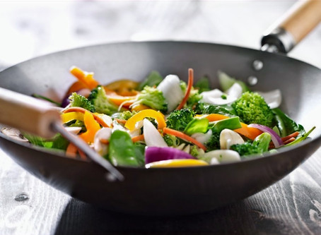 The Wok: practical, but not compulsory