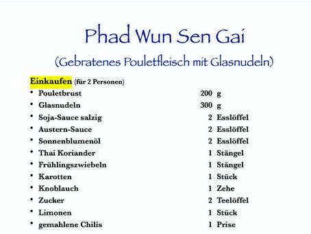 Phad Wun Sen Gai