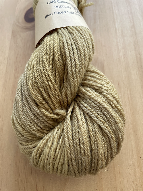 Gold DK British Blue Faced Leicester