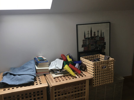 Bedroom Makeover - Part 1 Furniture