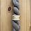Thumbnail: Oatmeal Undyed DK Shetland/Cheviot Loch Ness Yarn