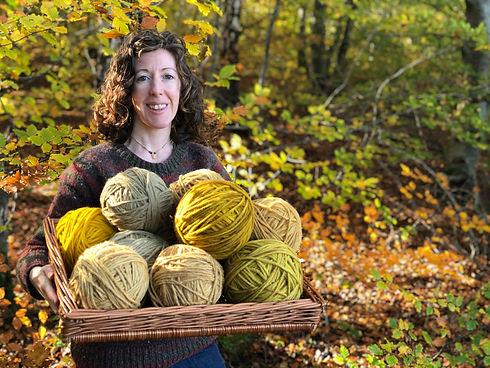 Autumn landscape with yarn basket.jpg
