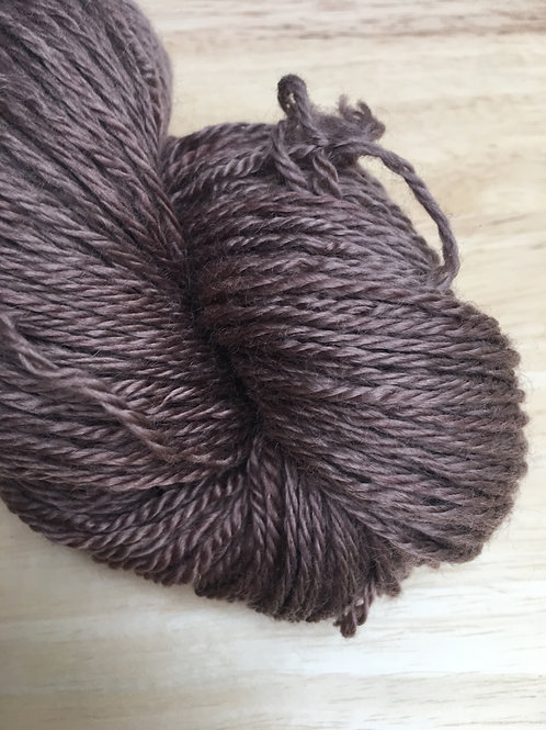 Plum Aran British BFL- Cafe Collection