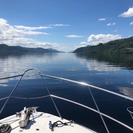 Introducing... Loch Ness Cruises