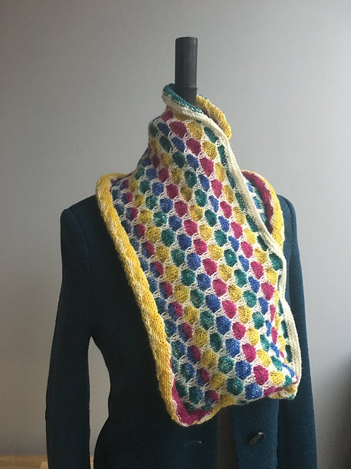 Candy Cowl Pattern