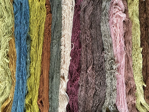 Two Day Course - Sustainable Natural Dyeing