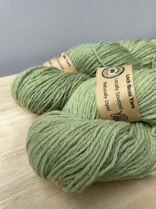 Green DK Shetland Loch Ness Yarn