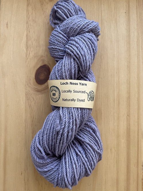 Lavender DK Shetland/Cheviot Loch Ness Yarn