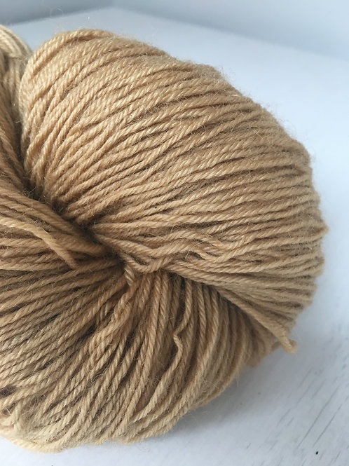 Straw 4ply British BFL - Collection Café