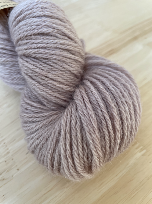 Pale Rose DK British Blue Faced Leicester