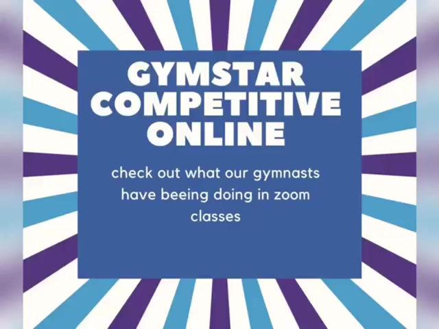 Gymstar Athletes - Online Training