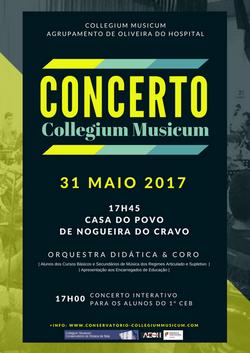 Concerto CES Nogueira do Cravo