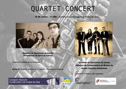 Quartet Concert