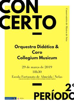 Concerto Final 2º período