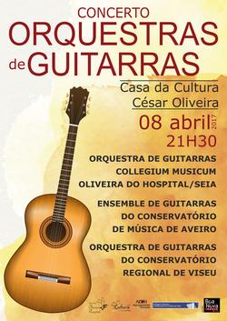 Concerto de Orquestras de Guitarras