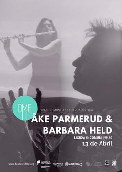 Åke Parmerud & Barbara Held