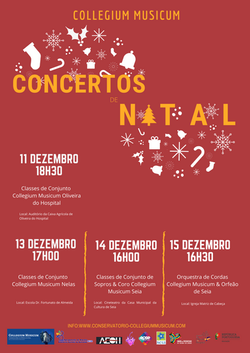 Concertos de Natal 2019