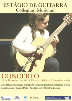 Estágio Guitarra Collegium Musicum