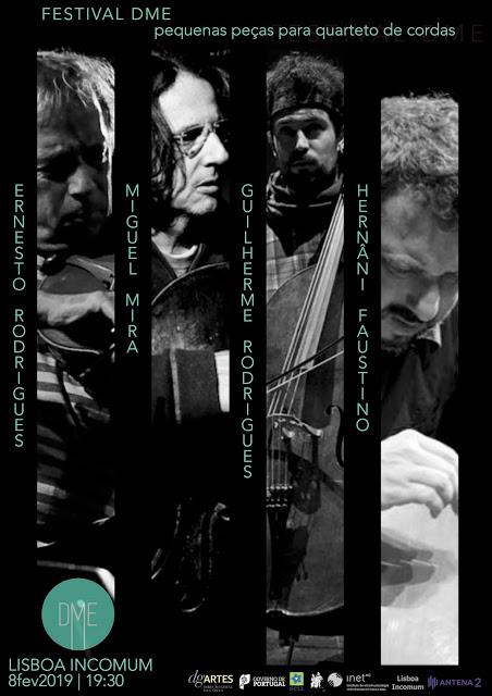 Pequenas Peças para Quarteto de Cordas