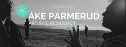 Residência Artística | Åke Parmerud | MA