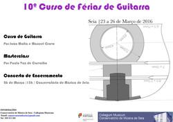 10º Curso de Férias de Guitarra