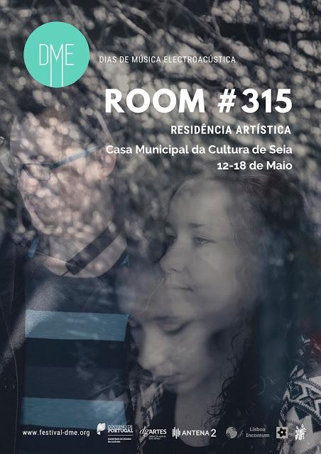 Residência Artística | ROOM #315