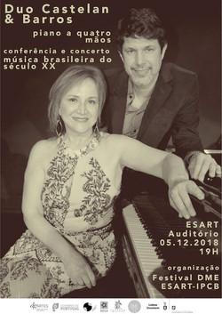 Duo Castelan & Barros