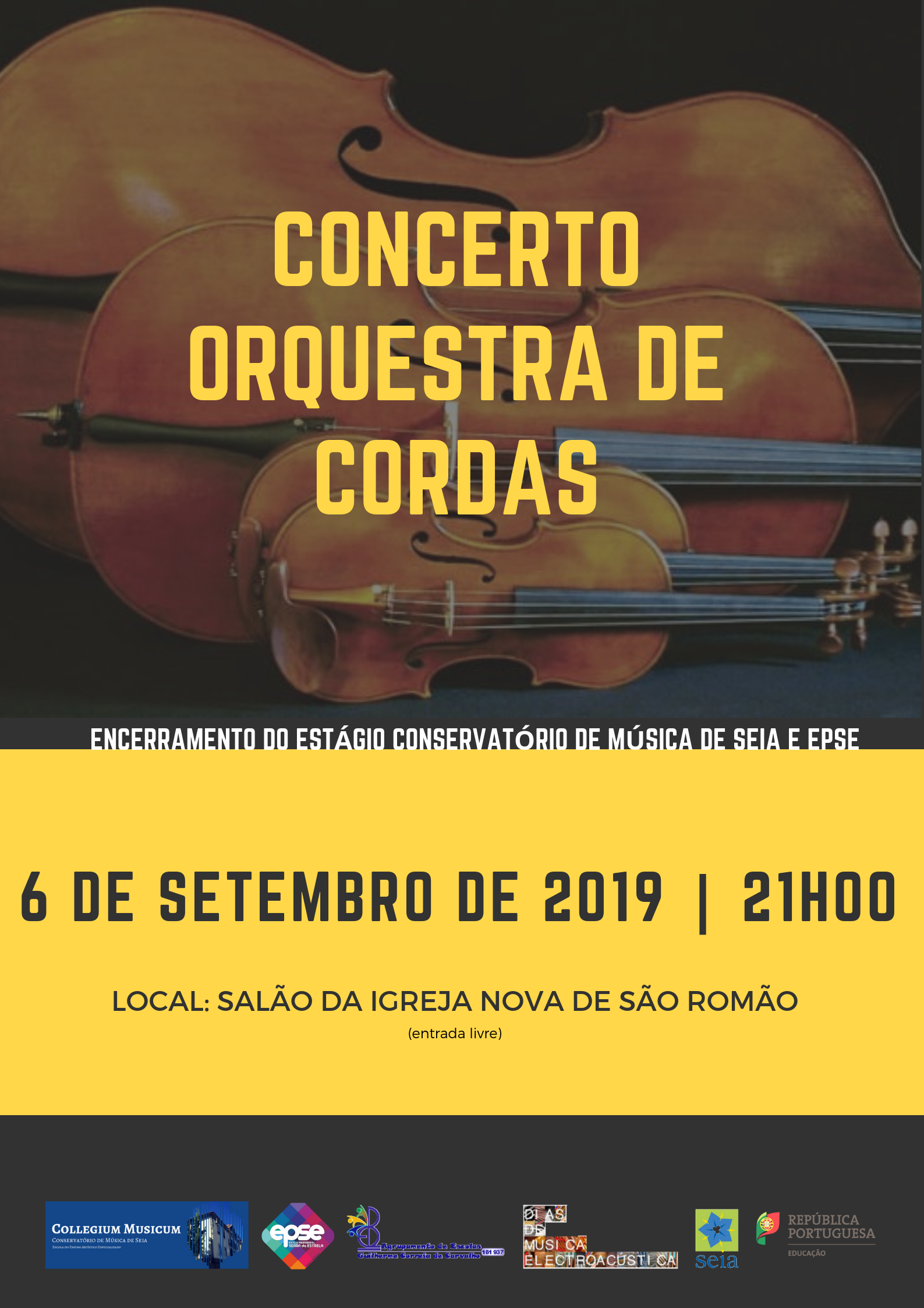 Concerto Orquestra de Cordas
