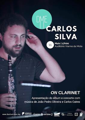 Carlos Silva | ON CLARINET