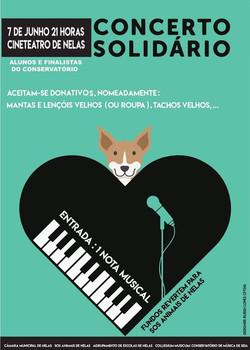 Concerto Solidário