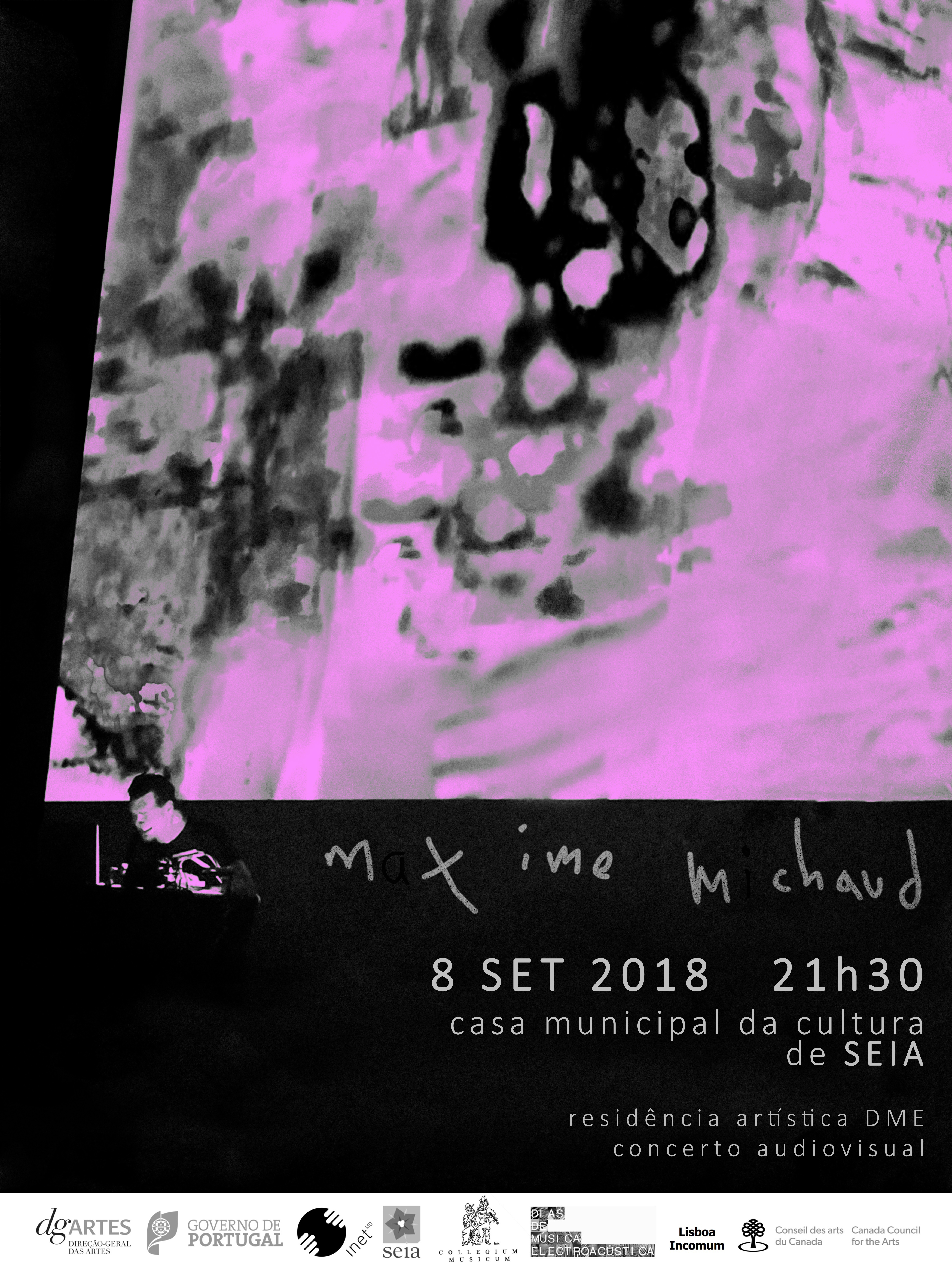 Concerto Maxime Michaud