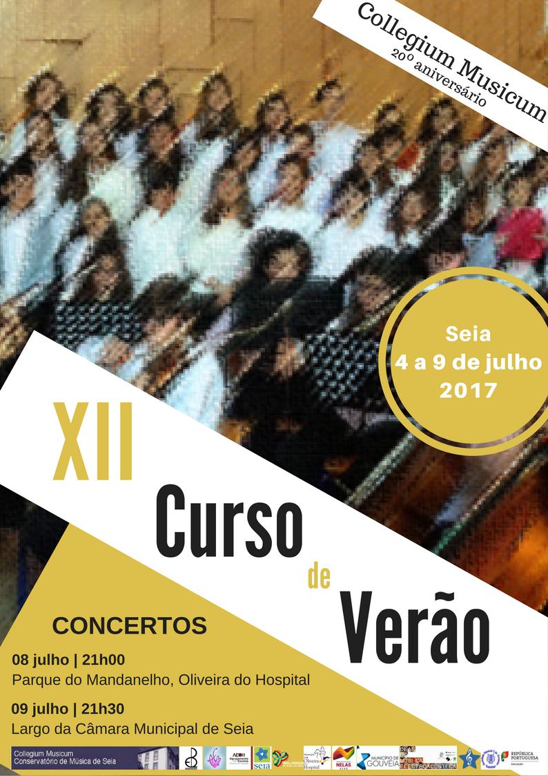 XII Curso de Verão Collegium Musicum