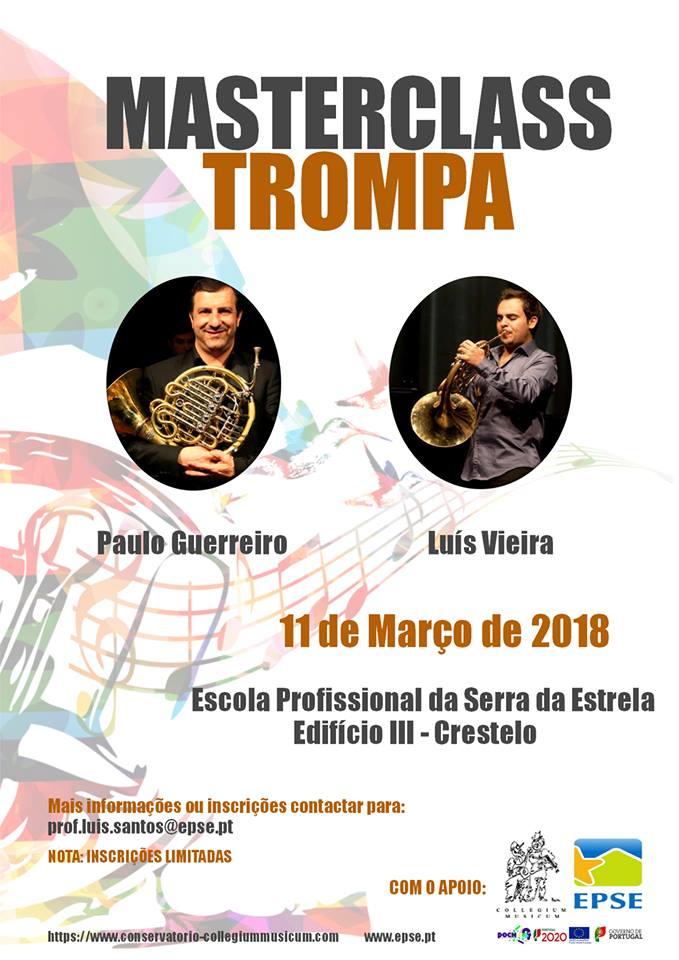 Masterclass de Trompa