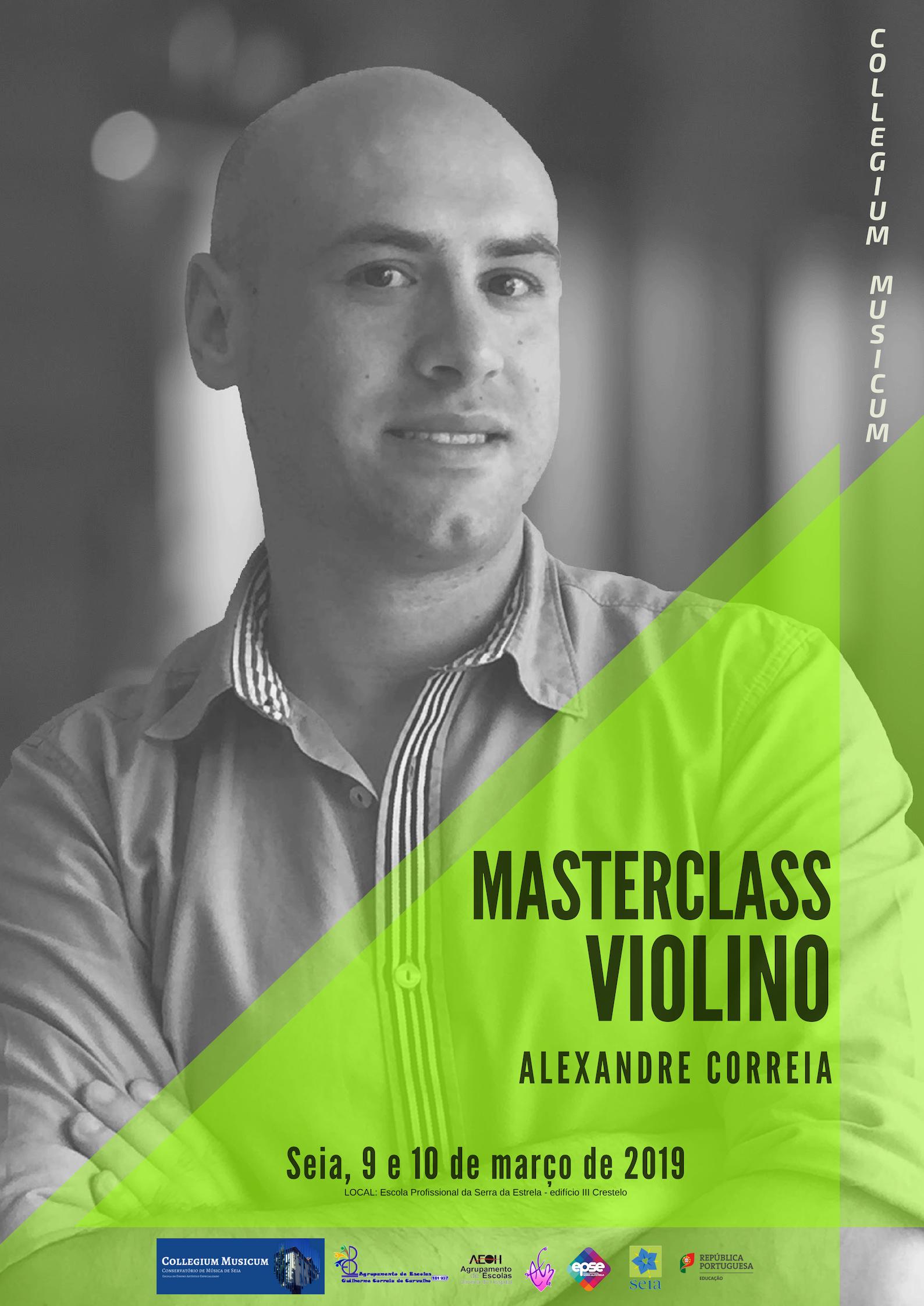 Masterclass Violino