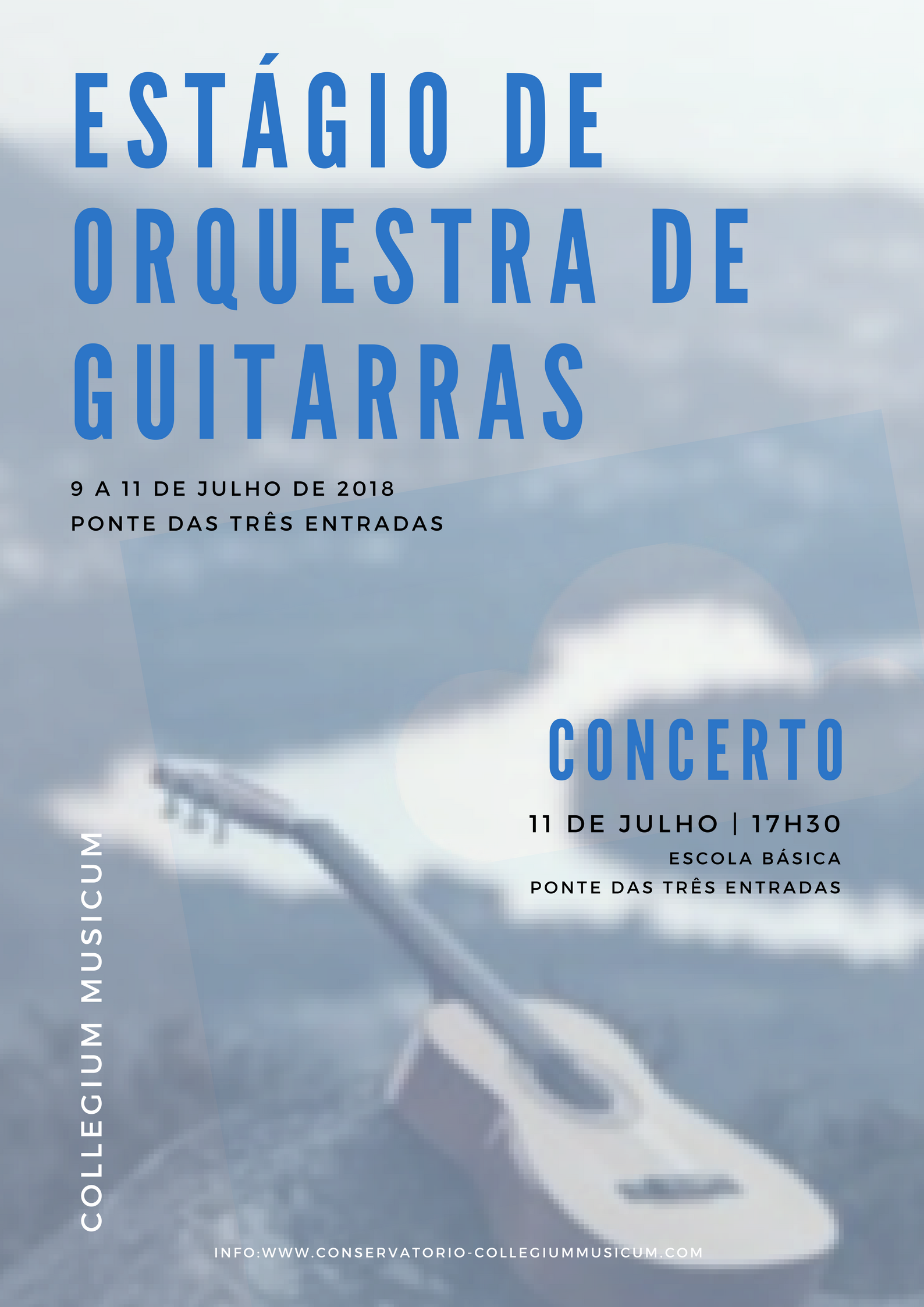 Estágio de Orquestra de Guitarras