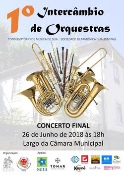 1º Intercâmbio de Orquestras