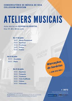 Ateliers Oliveira do Hospital