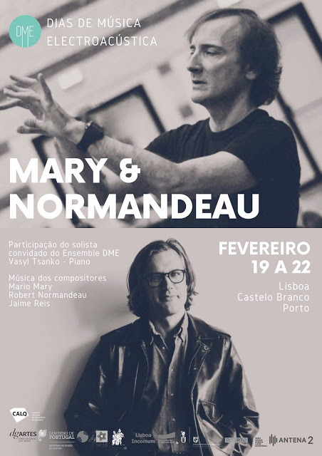 Mario Mary & Robert Normandeau