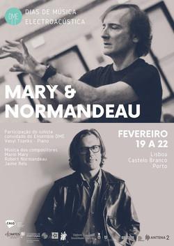 Mario Mary & Robert Normandeau