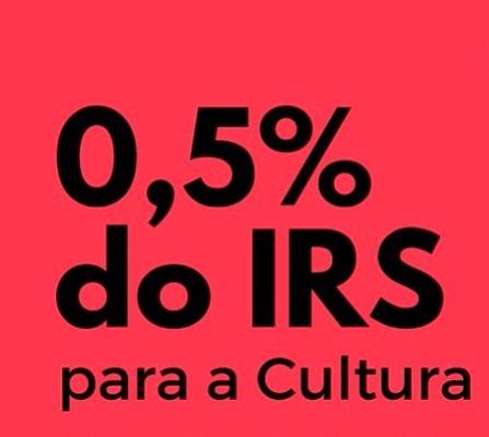 Consignação de 0,5% do IRS