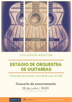 Estágio de Orquetra de Guitarras